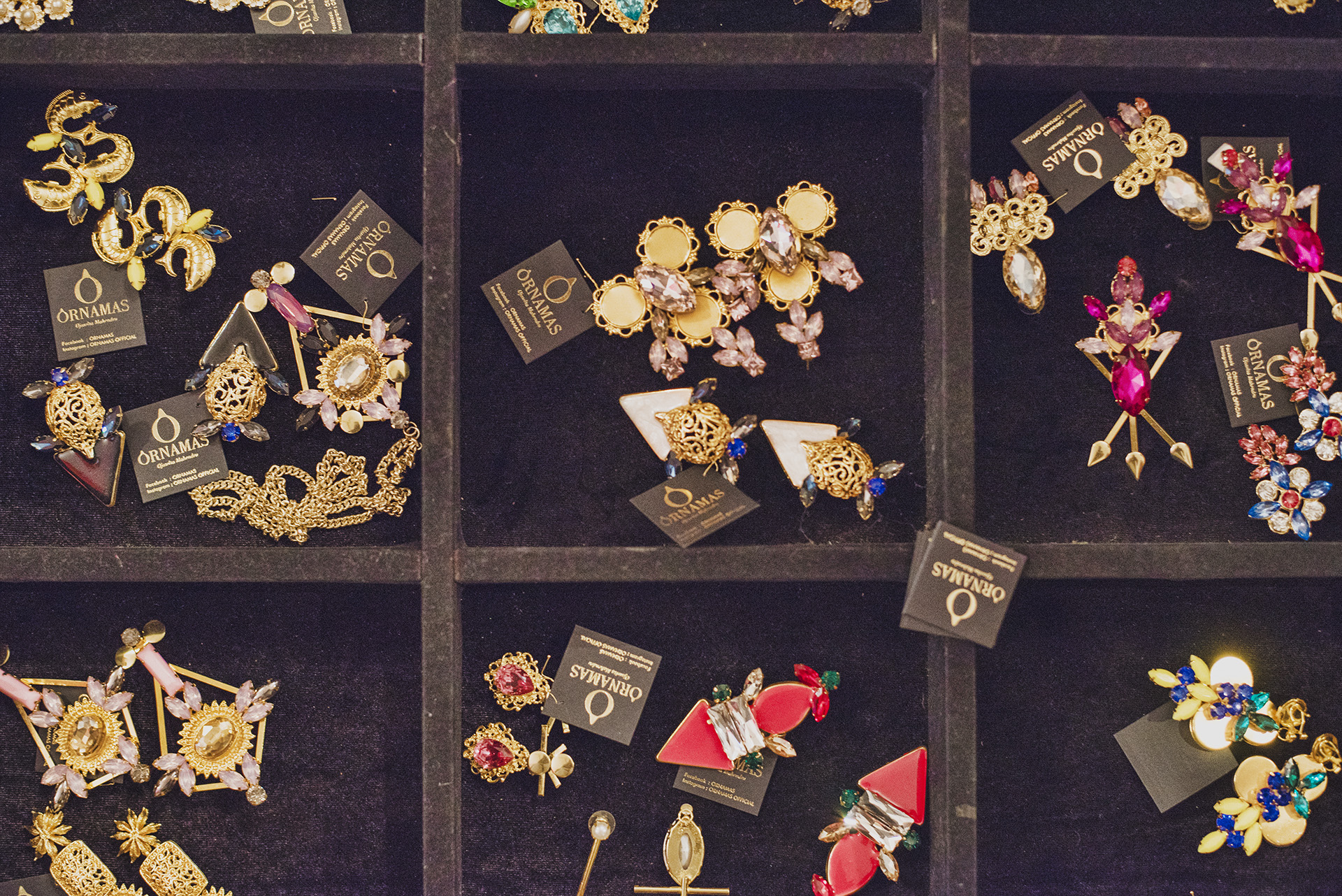 Ornamas Jewellery