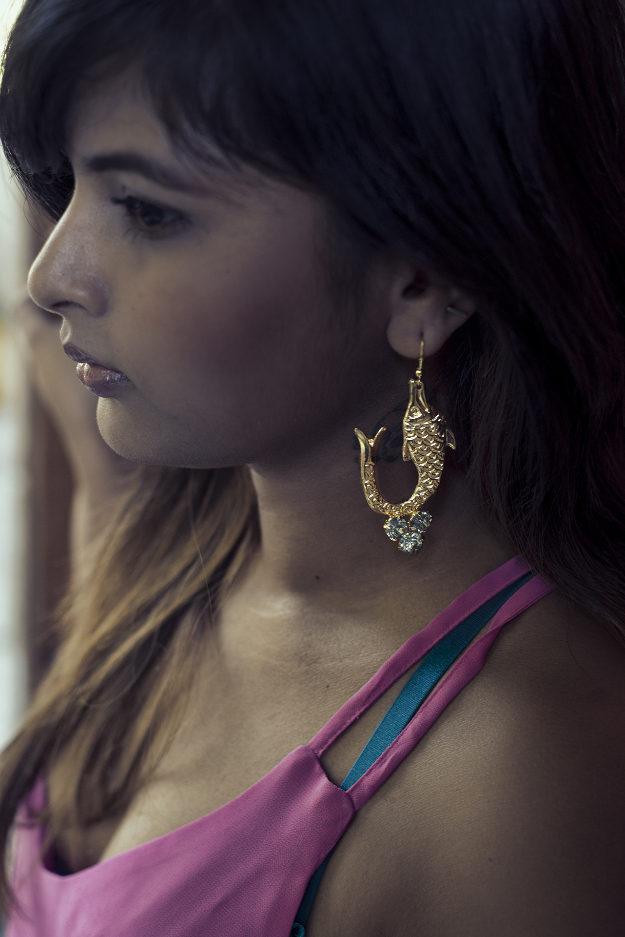 Ornamas earring